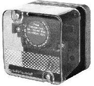 C6097A系列燃气空气压力开关