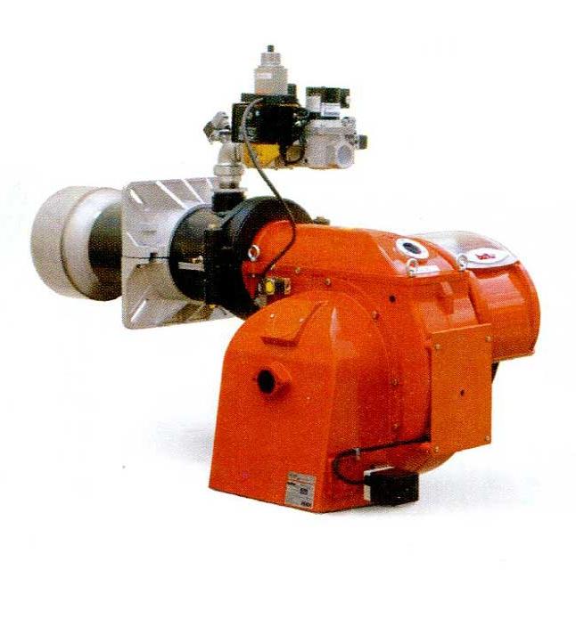 两段火燃气燃烧器