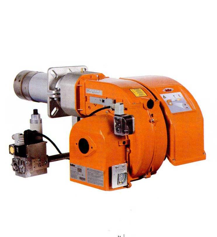 单段火燃气燃烧器(100-600kw)