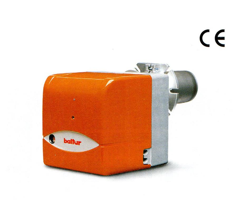 单段火轻油燃烧器(17.8~118KW)