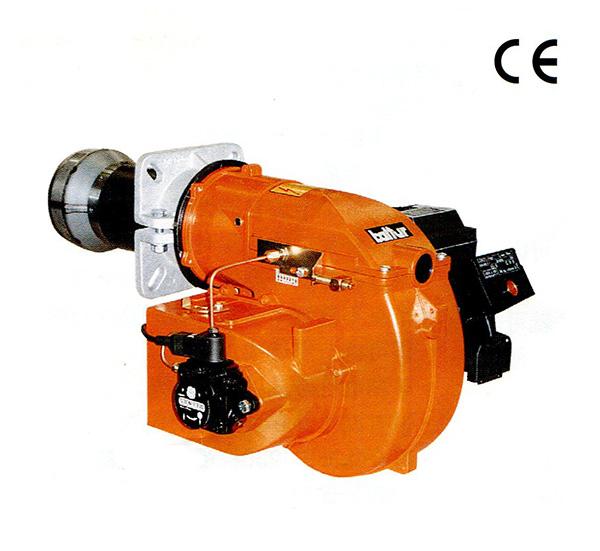 两段火轻油燃烧器(154~391KW)