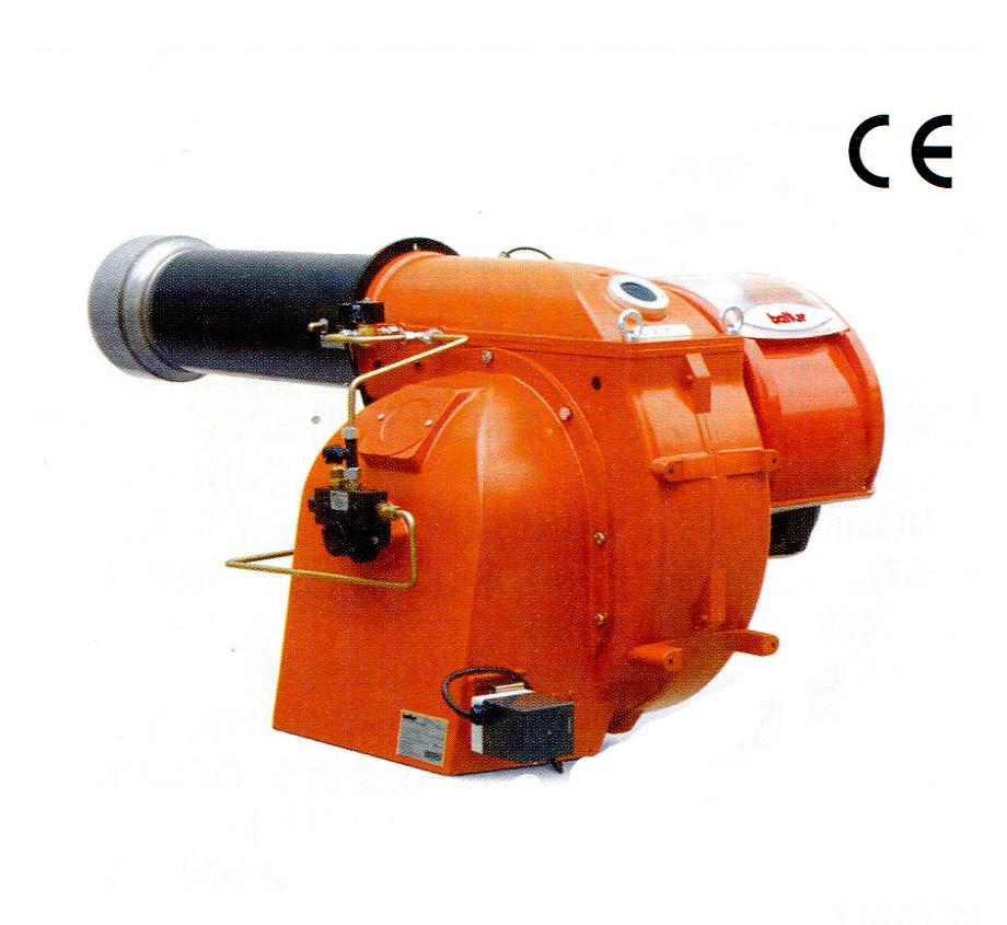 两段火轻油燃烧器(873~4151KW)