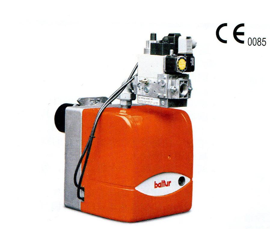 单段火燃气燃烧器(16.6~99KW)