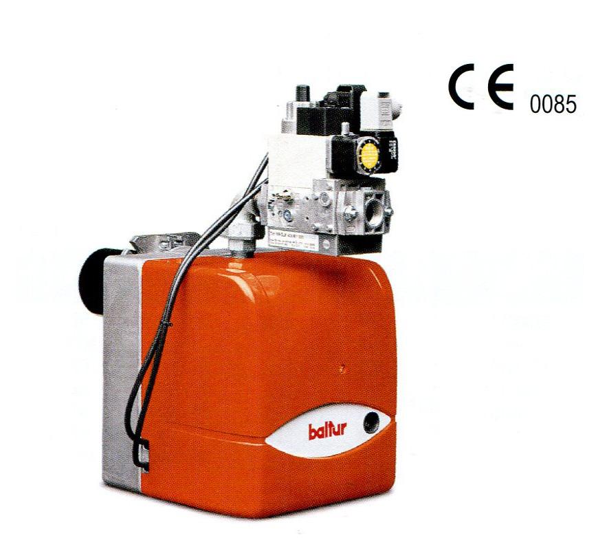 两段火燃气燃烧器(30.6~99KW)