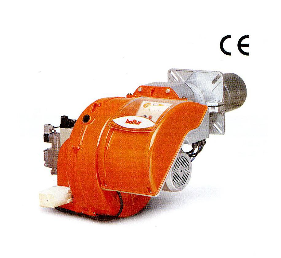 两段火燃气燃烧器(170~2100KW)-未