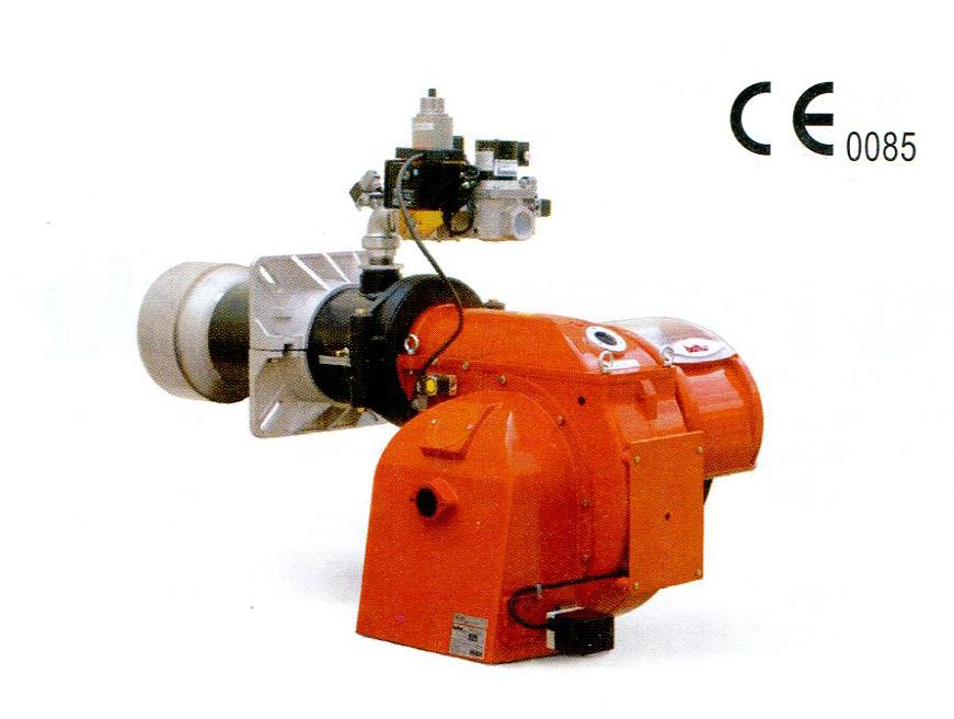 两段火燃气燃烧器(490~3500KW)