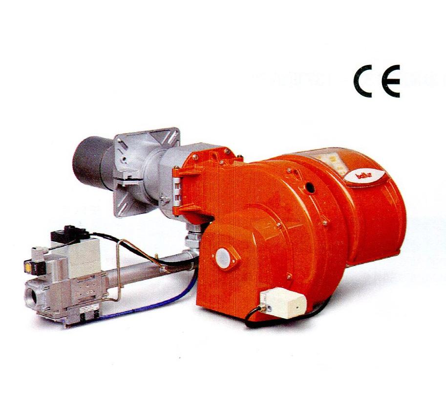 两段火渐进式/比例调节式燃气燃烧器(130~2000KW)
