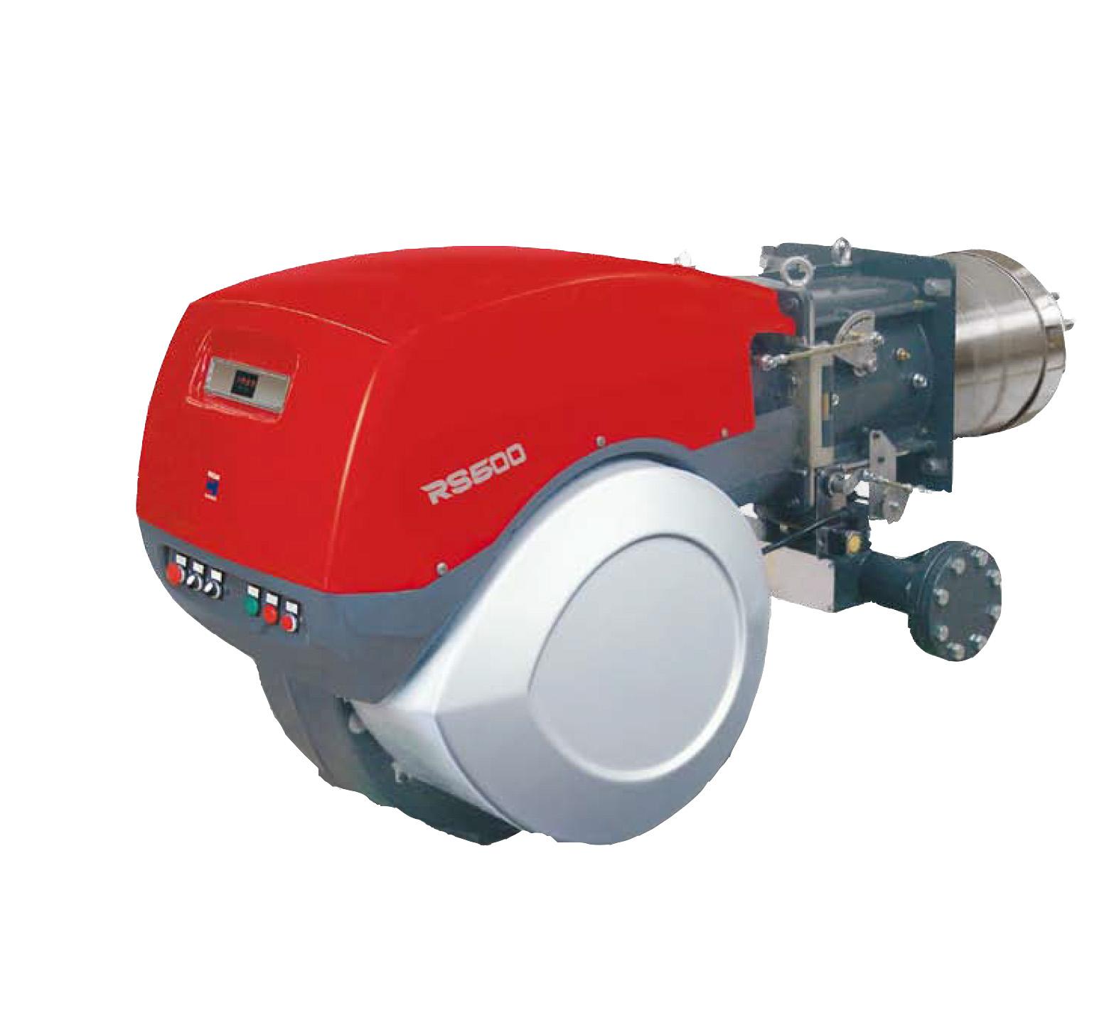 低NOx比例调节运行燃气燃烧器