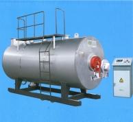 卧式(冷凝)燃油(气)常压热水锅炉