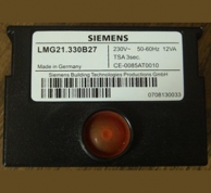 LMG系列燃气燃烧器控制器