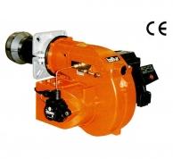 单段火轻油燃烧器(154~391KW)