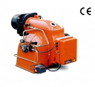 两段火轻油燃烧器,铰链联接(873~4151KW)