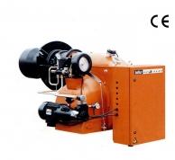 两段火渐进式/比例调节式轻油燃烧器(1581~6500KW)