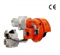 单段火燃气燃烧器(80~410KW)