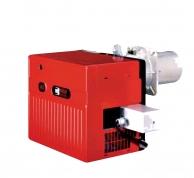 平滑两段火与比例调节燃气燃烧器